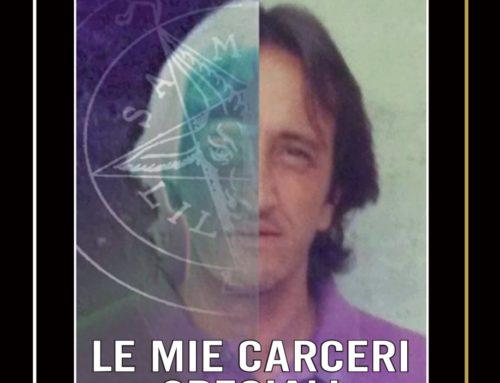"""Prevendita del libro """"Le mie carceri speciali – Matricola n. 0040092054""""."""